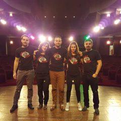 Se reiau spetacolele de improvizație cu trupa ImproȘtim, la Teatrul de Nord