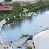 Satu Mare chiar va avea o pasarelă pietonală şi velo peste râul Someş