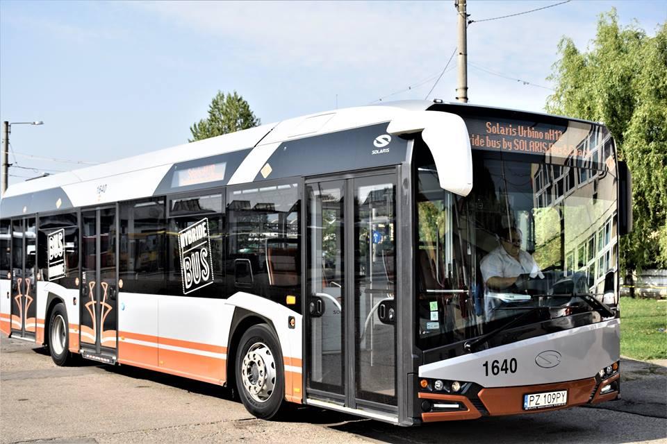 Transurban Satu Mare anunță că toți elevii vor avea gratuitate pe mijloacele de transport local în comun