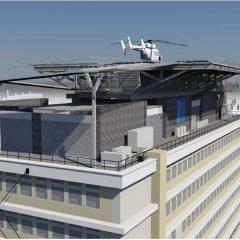 Noul Spital din Satu Mare va avea 6 etaje şi un etaj tehnologic cu heliport