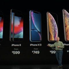 A fost lansat noul Iphone! Cum arata si cand se lanseaza in Romania noul Iphone Xs , Xs Max si XR