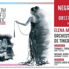 Elena Mîndru și Orchestra Română de Tineret celebrează Centenarul României la Negrești-Oaș