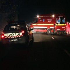 Accident mortal în cursul nopții trecute între Botiz și Ciuperceni
