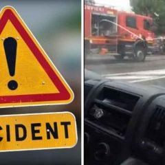 Accident de circulație produs în localitatea Dorolț