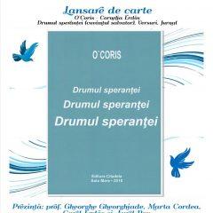 Lansare de carte, la Biblioteca Județeană Satu Mare