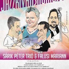 "Sárik Péter Trio & Falusi Mariann: ""Jazzkivánságműsor magyarul"" sau ""Curiozități în jazz-ul maghiar"""