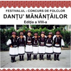 """Festivalul Concurs Județean de Folclor """"Danțu' Mânânțăilor"""" la cea de-a VIII a ediție"""
