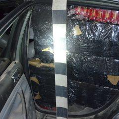 Doi conducatori auto prinsi cu tigari de contrabanda in judetul Satu Mare