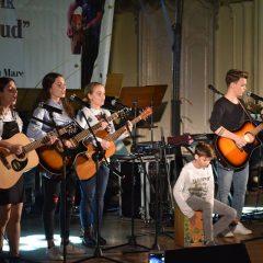 """Cea de-a doua ediție a Festivalului Concurs Național de Muzică Folk """"Octavian Bud""""."""