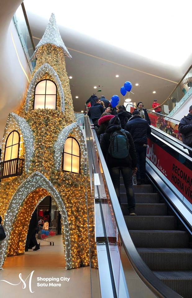 Ofertele Shopping City Satu Mare în perioada 5 – 9 decembrie
