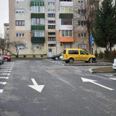 Primăria Municipiului Satu Mare a lansat licitația pentru modernizarea a 11 cvartale de parcări