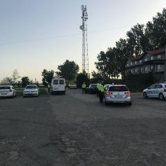 Acțiune în sistem integrat a Poliției Satu Mare