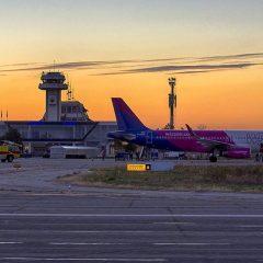 Aeroportul Internațional Satu Mare anunță o creștere a traficului în luna ianuarie