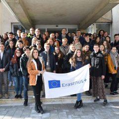 Peste 30 de elevi și profesori din patru țări, în vizită la Satu Mare