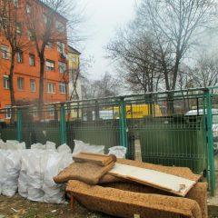 Poliția Locală Satu Mare a dat peste 30 de amenzi unor persoane care au abandonat deșeuri pe domeniul public