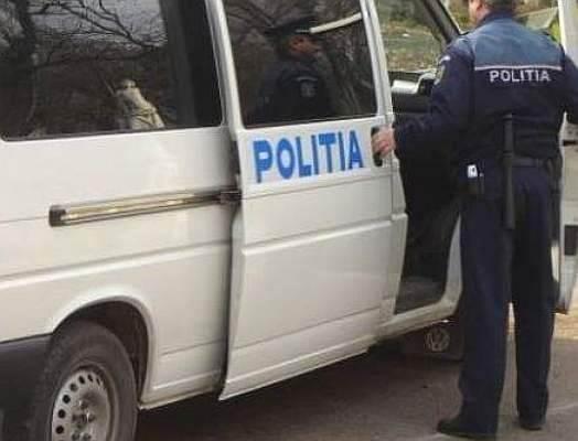 Infracțiuni rutiere constatate în flagrant delict de polițiști