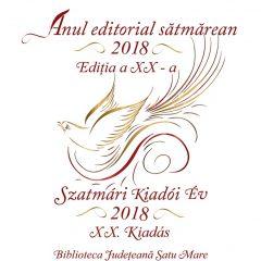 """Evenimentul cultural """"Anul editorial sătmărean"""", la cea de-a XX-a ediție"""