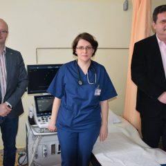 Ecograf cardiac doopler, de ultimă generație, pentru Spitalul Județean de Urgență Satu Mare