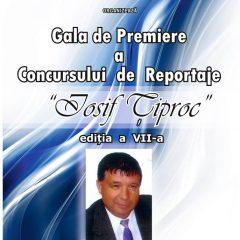Concursul de reportaje ,,Iosif Ţiproc'' – ediţia a VII-a