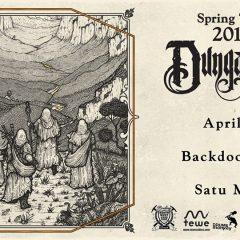 Trupa de rock Dungaree revine cu un concert mult așteptat la Satu Mare