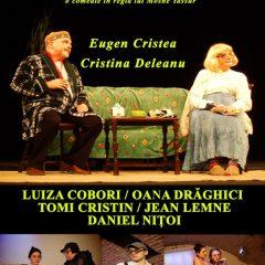 """Piesa """"5 acte de dragoste"""", în regia lui Moshe Yassur, la Filarmonica din Satu Mare"""