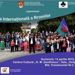 Ziua Internațională a Rromilor sărbătorită la Satu Mare