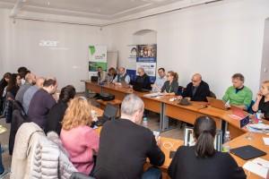 O nouă întâlnire a experților în cultură transfrontalieră din cadrul proiectului EPICAH