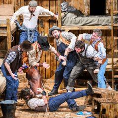 """""""Despre șoareci și oameni"""", duminică la Teatrul de Nord"""