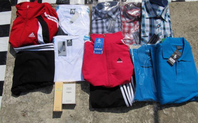 Dosar penal pentru comercializarea de mărfuri contrafăcute la Satu Mare