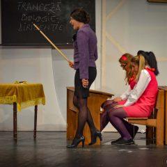 PROFESORUL DE FRANCEZĂ, un spectacol fără vârstă la Teatrul de Nord