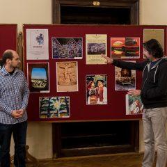 """A fost vernisată expoziția de fotografie """"In Memoriam Titus Doboș"""" la Castelul din Carei"""