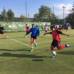 Etapa finală a campionatului național școlar de fotbal, Negrești Oaș 16-19 mai 2019