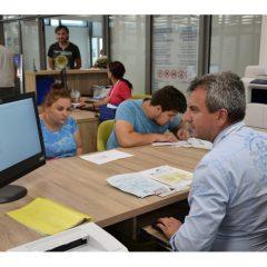 Serviciul de Evidență a Persoanelor și Ghișeu Unic va avea program special de lucru cu publicul