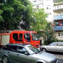 Un început de incendiu s-a produs în această dimineață la un apartament din municipiul Satu Mare