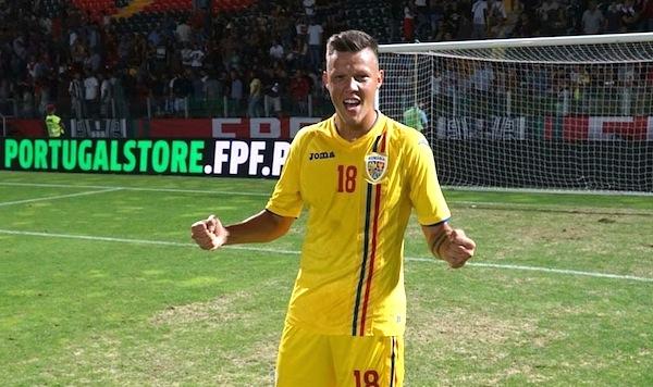 Sătmăreanul Adrian Rus pe lista convocărilor preliminare pentru meciurile cu Spania și Malta