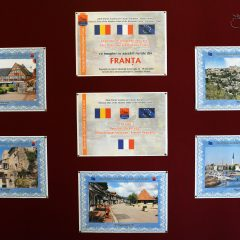 Ziua Națională a Franței, marcată la Castelul din Carei printr-o expoziție de imagini