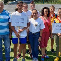 Tineri sătmăreni prezenți la faza națională a concursului ,, CU VIAȚA MEA APĂR VIAȚAˮ