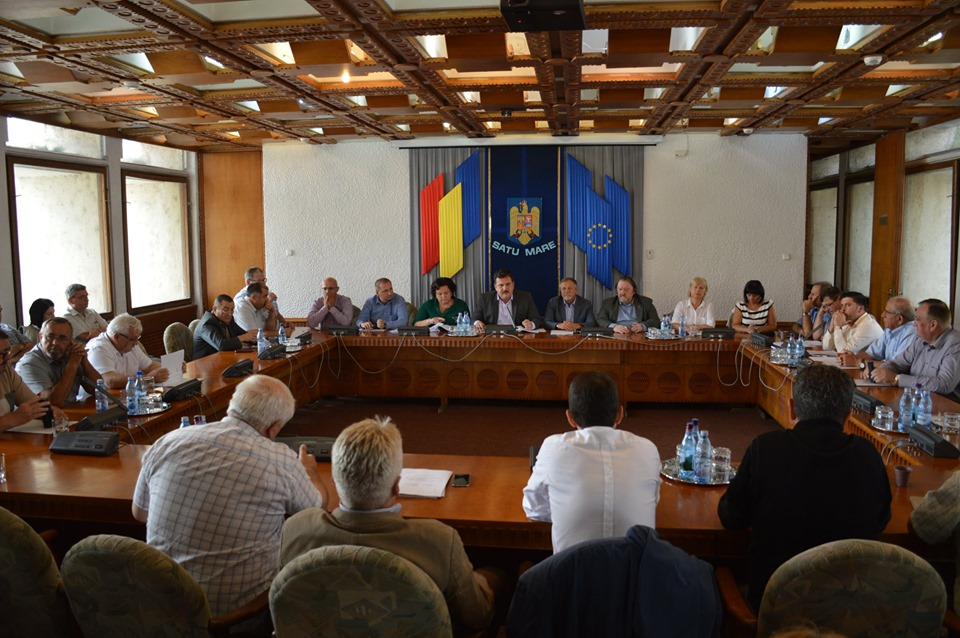 Consilieri județeni au aprobat finanțarea în valoare de 1.500.000 lei pentru cultura și sportului sătmărean