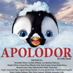 """Apolodor – un pinguin călător"""" poposește astă seară la Muzeul în Aer Liber din Negrești-Oaș"""