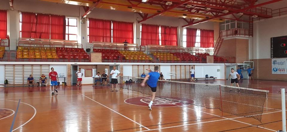 """ISU """"Someș"""" Satu Mare organizează etapa finală a Campionatului de fotbal-tenis, Cupa ASPR-ediția 2019"""