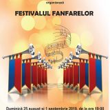 Festivalul Fanfarelor la Satu Mare  25 august- 1 septembrie