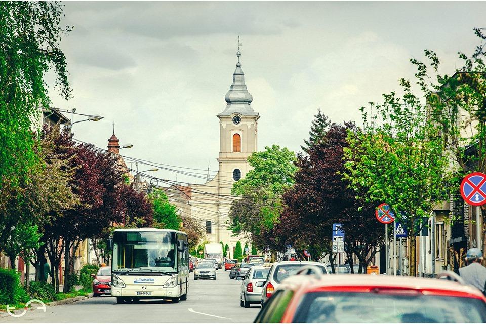 Vedeți cum vor circula autobuzele Transurban la Satu Mare, în zilele de joi și vineri