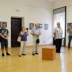 """Vernisajul expoziției de fotografie """"Friss kedvenceink""""(Noile noastre preferințe) a Clubului Foto """"Helios-Art"""" din Nyíregyháza"""