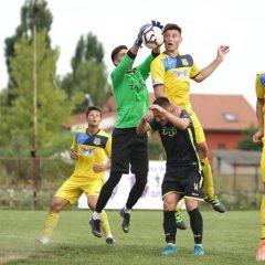 Olimpia MCMXXI Satu Mare pierde meciul din Cupa României dar speră la calificare