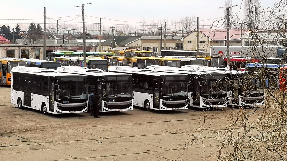 Transurban anunță că de mâine autobuzele vor circula cu program de sâmbătă