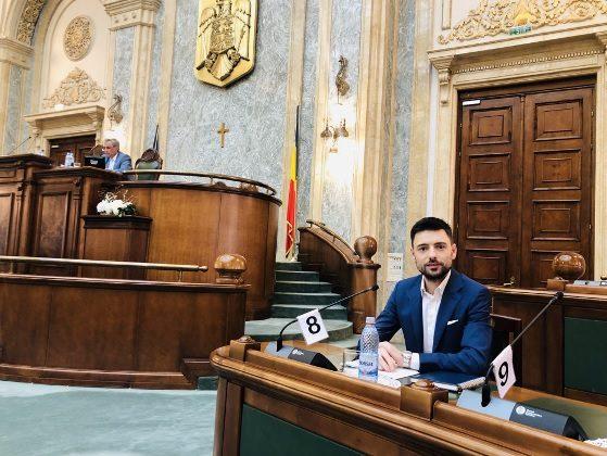 Mihai Huzău a demisionat din funcția de Secretar de Stat din cadrul Ministerului pentru Relația cu Parlamentul