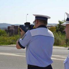 Polițiștii rutieri sătmăreni au depistat șase vitezomani pe drumurile din județ
