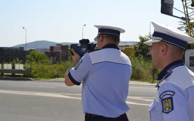 19 conducători auto au rămas fără permis de conducere pe drumurile din județul Satu Mare