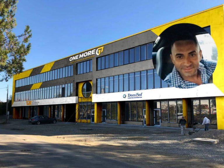 Interviu cu Simion Ternar, reprezentantul OneMore Satu Mare, un complex sportiv cum nu s-a mai văzut în Satu Mare