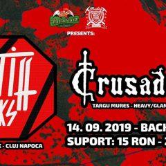 Sâmbătă încep concertele rock de toamnă la Satu Mare